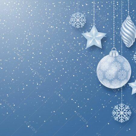 Vesel božič – voščilnica GC0126