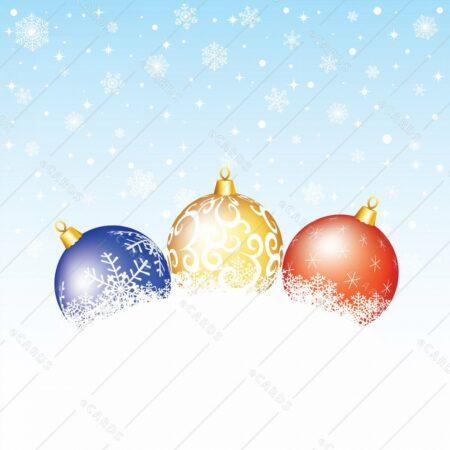 Božična - voščilnica GC0033