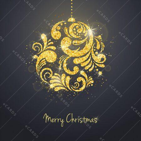Božično novoletna - voščilnica GC0067