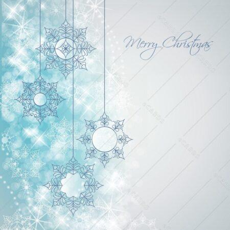 Božično ozadje - voščilnica GC0022