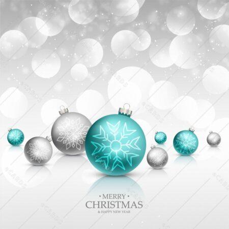 Božično praznovanje - voščilnica GC0051
