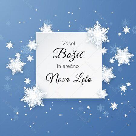 Srečno novo leto e-voščilnica gc0153
