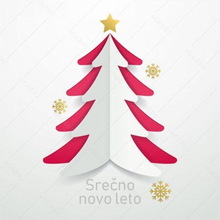 Vesel Božič e-voščilnica gc0154