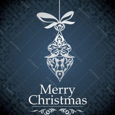 Vesel božič in srečno novo leto - voščilnica GC0105